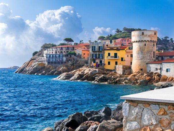 Giglio Island: lily of the Tuscan islands