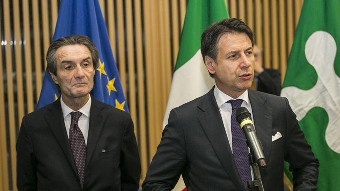 Italy after lockdown. National VS Regional regulations