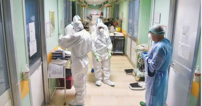 Coronavirus in Italy: 760 dead in one day due to the infection