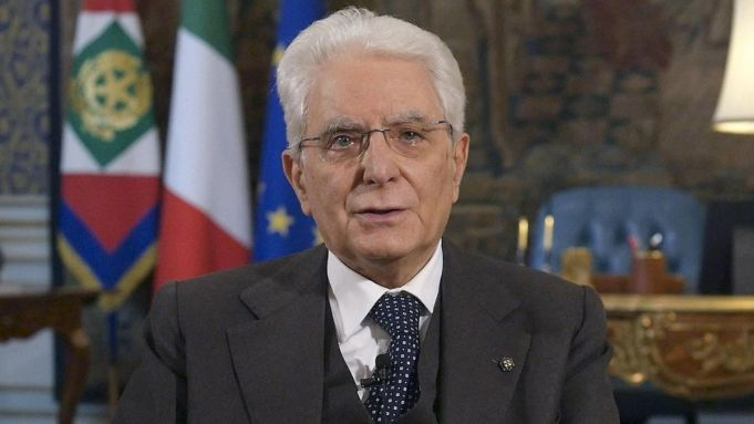 Italian president: 'I too will spend Easter alone'