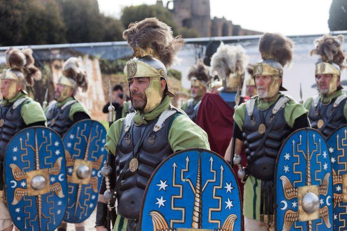 Rome celebrates quiet 2,773rd birthday