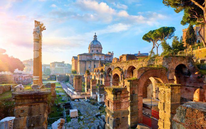 Rome celebrates 2,773rd birthday on social media