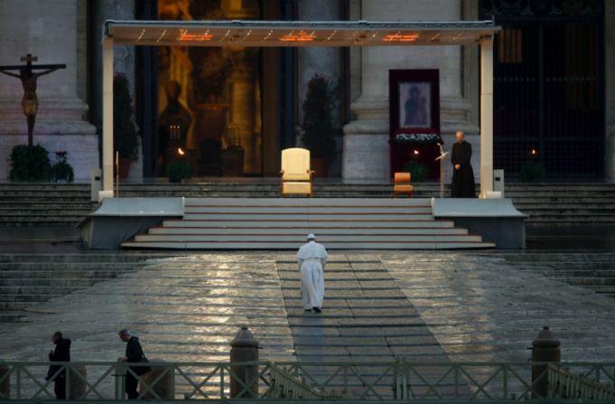 Vatican streams Easter ceremonies at St Peter's