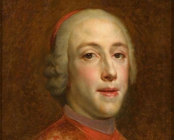 Henry, Rome's forgotten Stuart