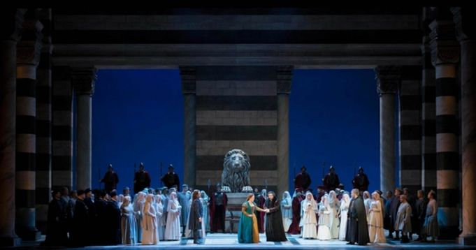 Rome opera house's digital season