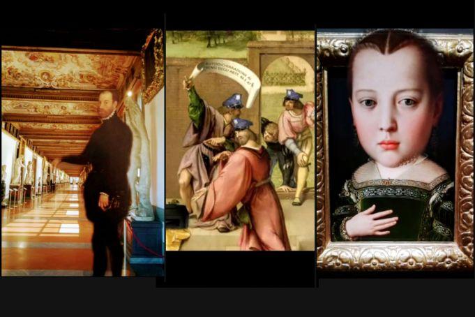 Italy: Uffizi Gallery has fun with TikTok