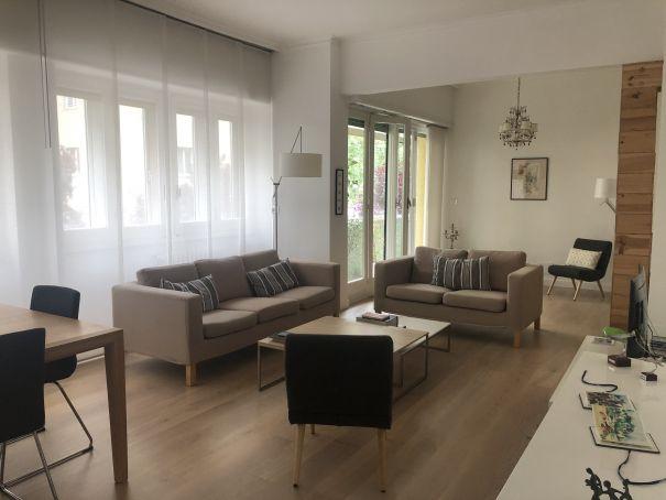 Bright, remodeled 3-bedroom flat near the Aurelian Wall