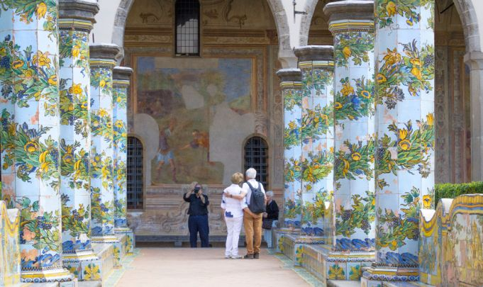 Getting to know Naples: Seven must-see tourist destinations