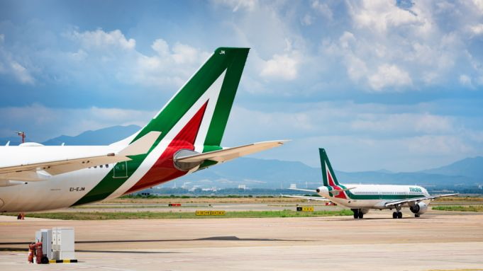 Alitalia to resume flights to New York and Spain