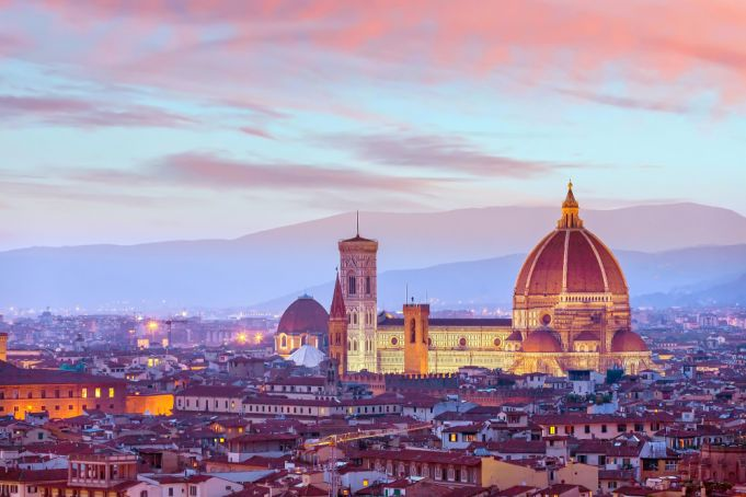 Florence reopens Duomo after lockdown