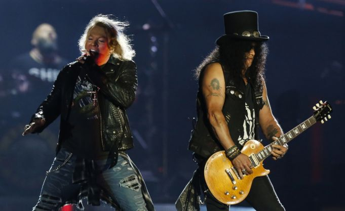 Italy: Guns N' Roses cancel Florence concert