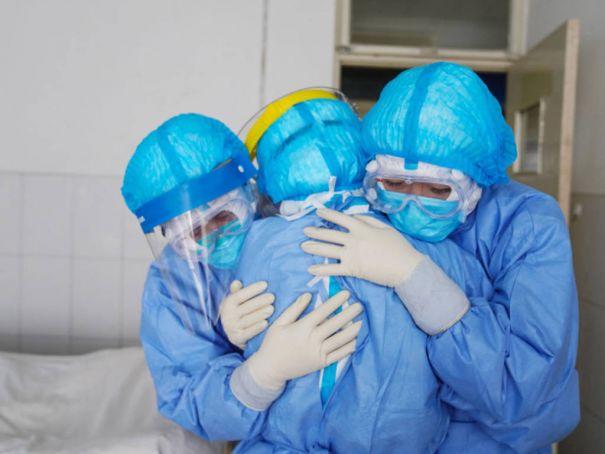 Pope Francis: Nurses are 'saints next door'