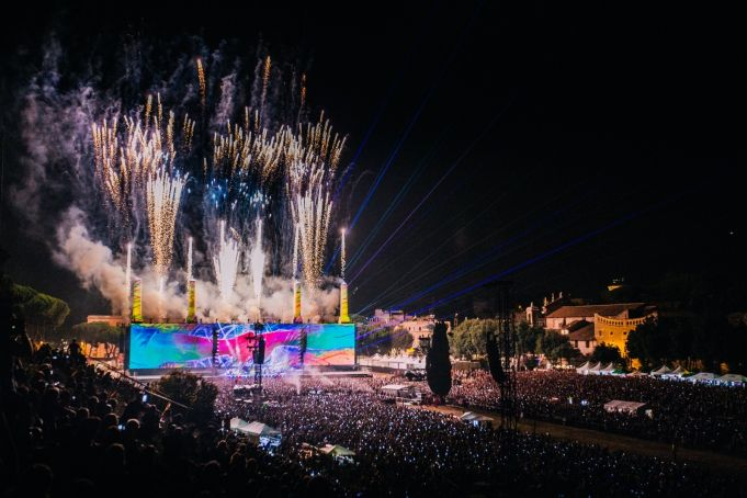 Rome cancels Rock in Roma music festival