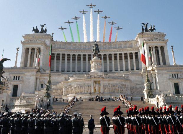 Rome cancels Festa della Repubblica parade