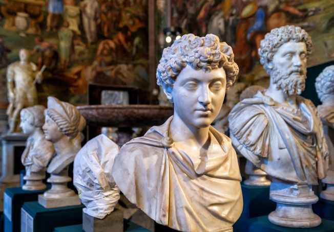 Rome city museums reopen with new rules for visitors