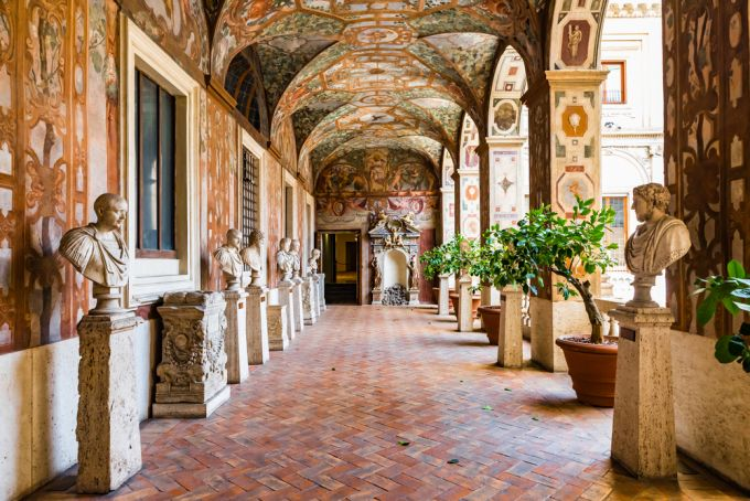 Must-see museums in Rome