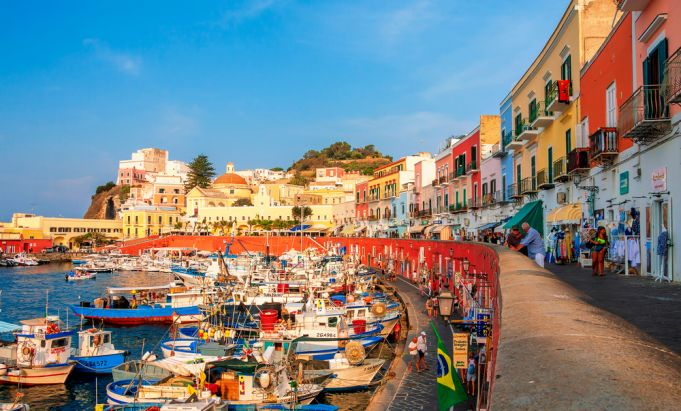 A guide to Ponza Island in Italy