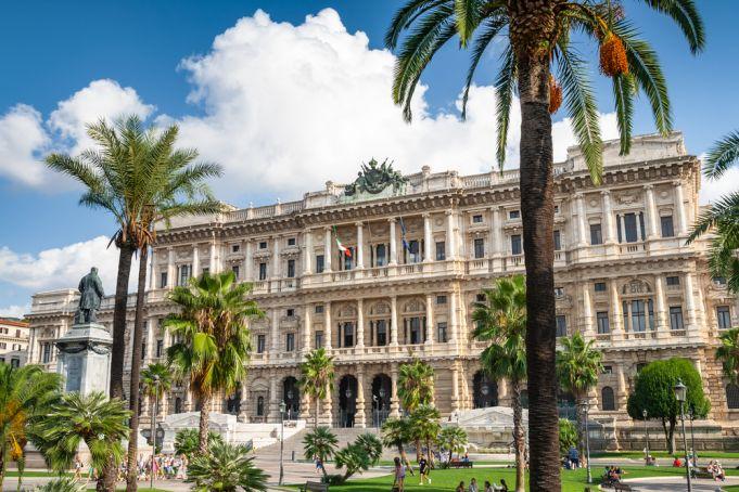 Palazzaccio Rome