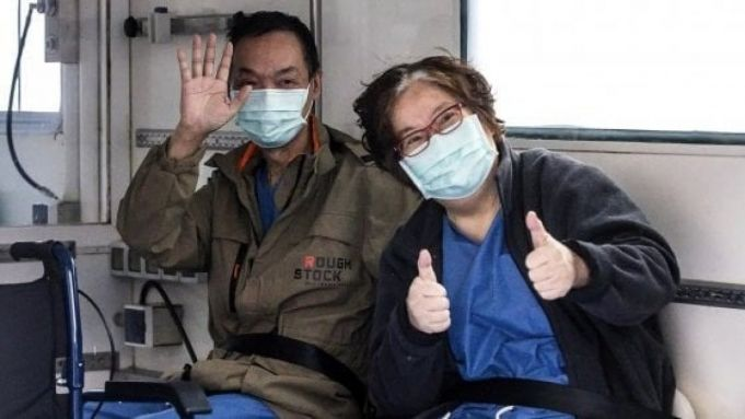 Covid-19: Chinese couple give Rome hospital $40,000 for research