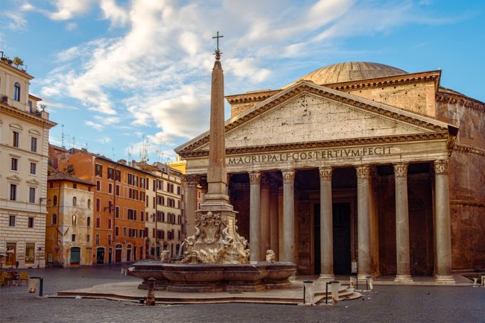 Rome reopens Pantheon after three months