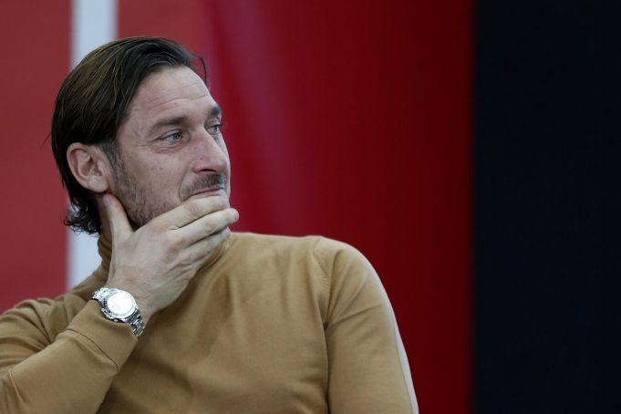Rome football legend Totti seeks help to find missing Rolex