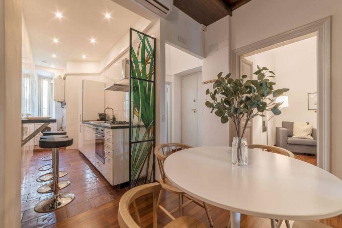 Trastevere - Charming 3 - bedroom flat