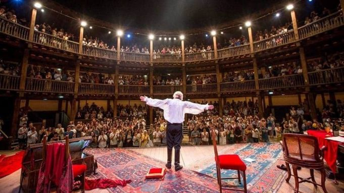 Shakespeare: Rome reopens Globe Theatre for summer festival