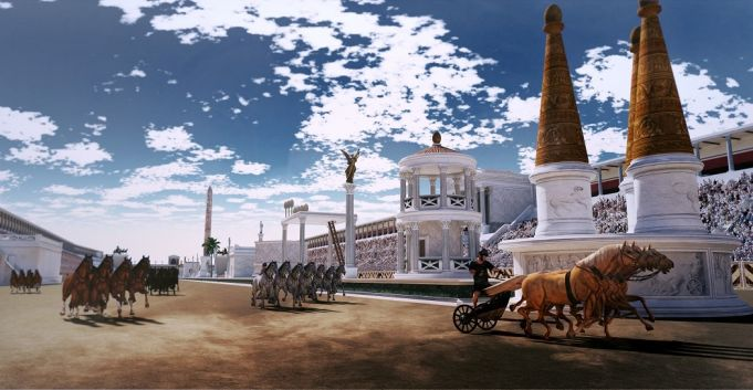 Rome's Circus Maximus comes to life with virtual reality