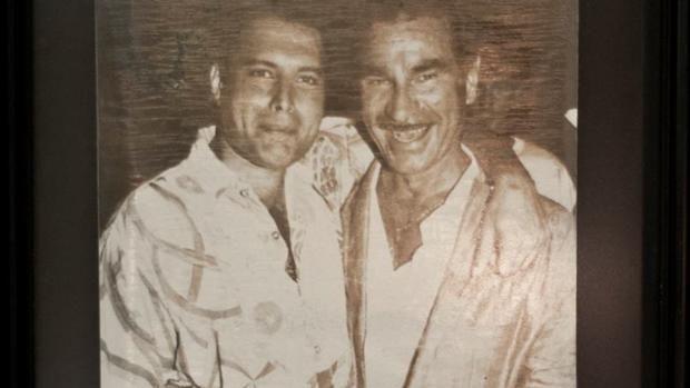 Tony Pike and Freddy Mercury
