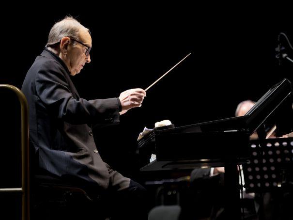 Rome renames Auditorium after Ennio Morricone