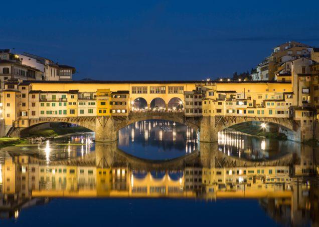 Florence to open secret Vasari Corridor in 2022