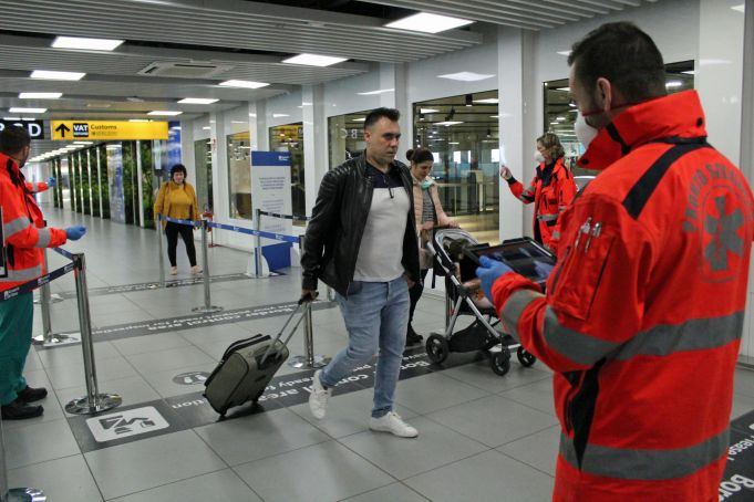 Covid-19: Italy extends travel ban to Serbia, Montenegro and Kosovo