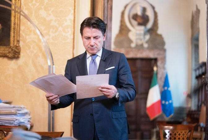 Covid-19: Italy likely to extend state of emergency until end of 2020