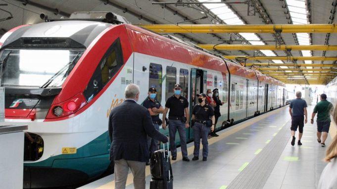 Rome restarts Leonardo Express train to Fiumicino airport