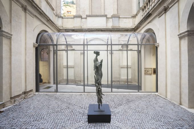 Rome's Musja art museum closes after just one year
