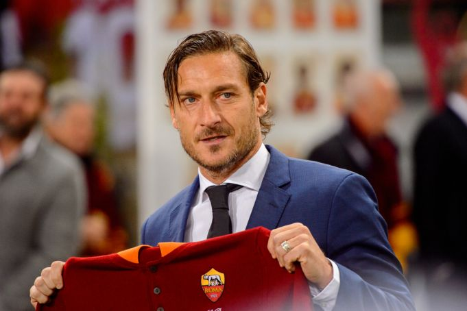 Rome Film Fest to premiere Totti movie
