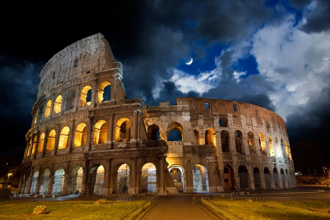 Rome opens Colosseum for moonlight tours this summer