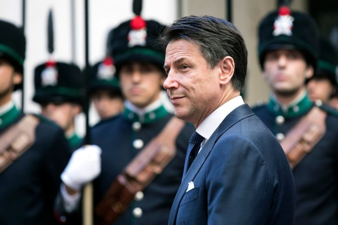 Covid-19: 74 per cent of Italians say country handled crisis well