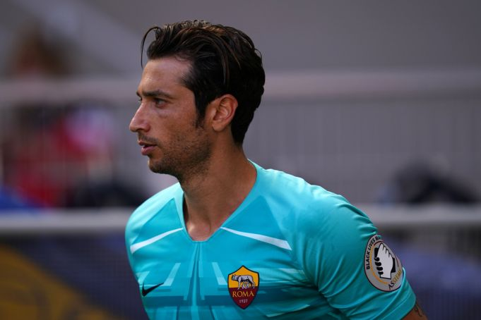 Rome: AS Roma goalkeeper tests positive for covid-19