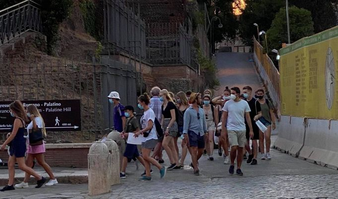 Covid-19: Italy loses 70 per cent of foreign tourists in August