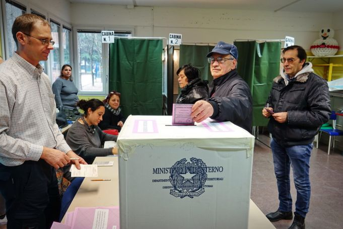 Italy votes for stability