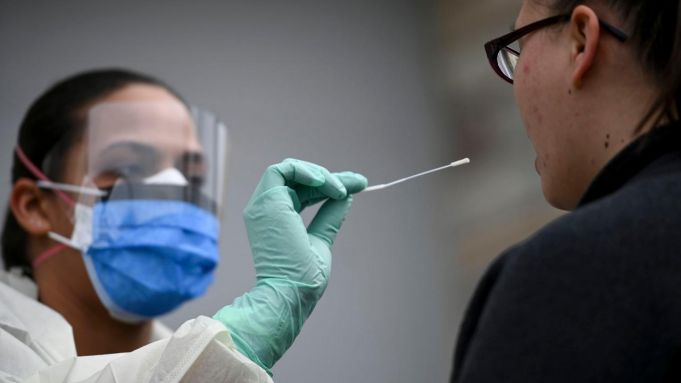 Covid-19: Italy's new rapid saliva test gives result in 3 minutes