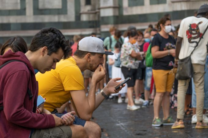 Italy's Battle with Problem Tourists