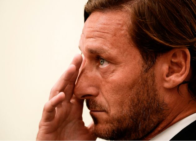 Covid-19: Totti's father dies in Rome