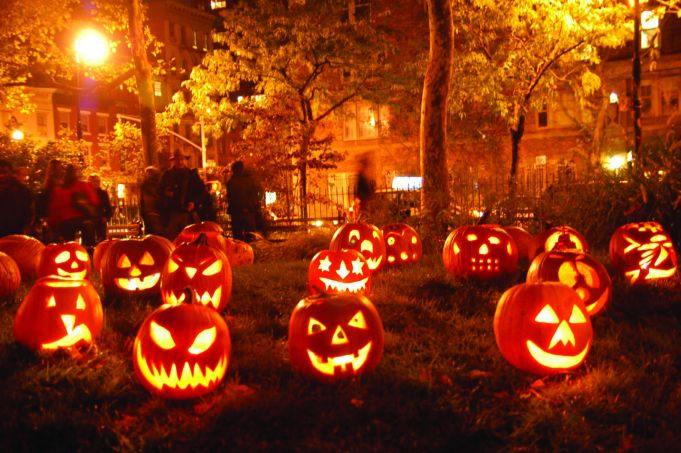 Italy's Campania region sets curfew for 'stupid American' Halloween