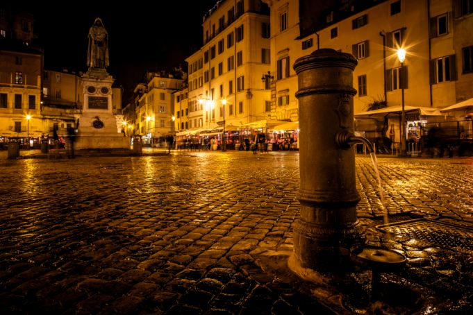 Rome imposes night curfew to curb covid-19
