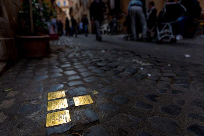 Rome remembers Nazi raid on Jewish Ghetto 77 years ago