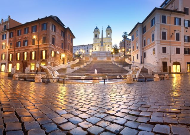 Sampietrini: the story of Rome's iconic cobblestones