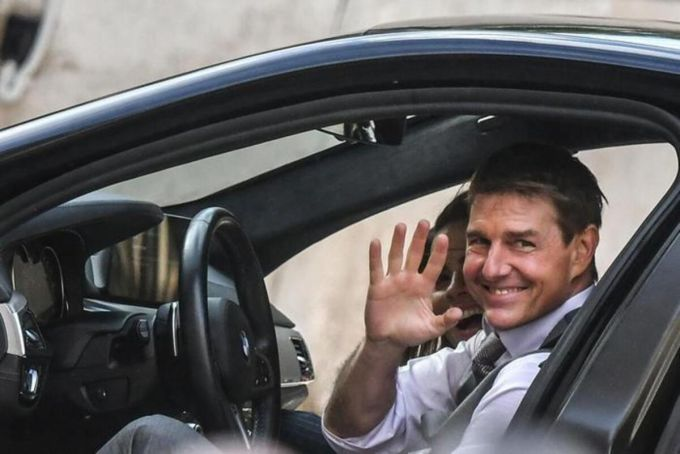 Rome: Tom Cruise and Mission Impossible under fire for filming in hospital with covid-19 patients