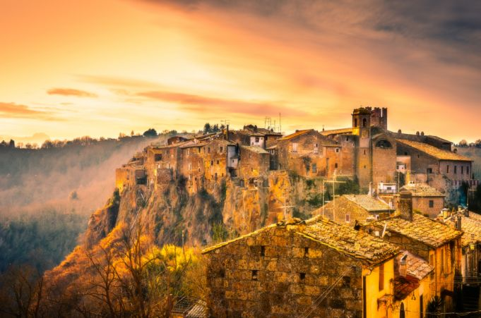 Calcata: The land that time forgot